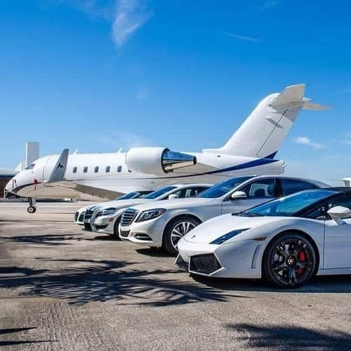 Luxury Aircraft Charter Services